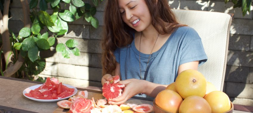 texas grapefruit