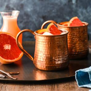 Grapefruit-Vanilla Moscow Mule