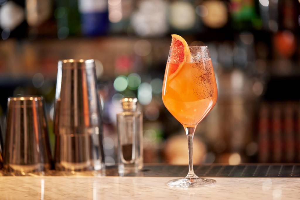 Keep the Love Going All February Long: Tasty Grapefruit Drinks You'll Adore