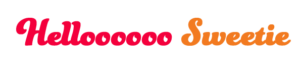 Hello Sweetie Title Logo