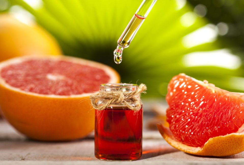 Stay Healthy in Mind and Body With the Scent Of Grapefruit