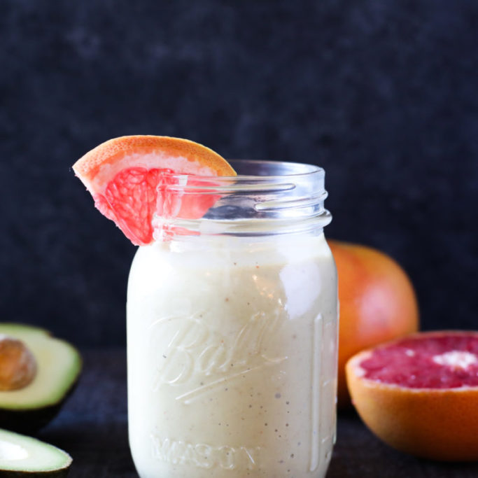 Whole30 Grapefruit Dijon Vinaigrette