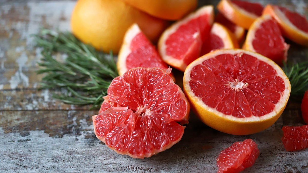 February is National Grapefruit Month!
