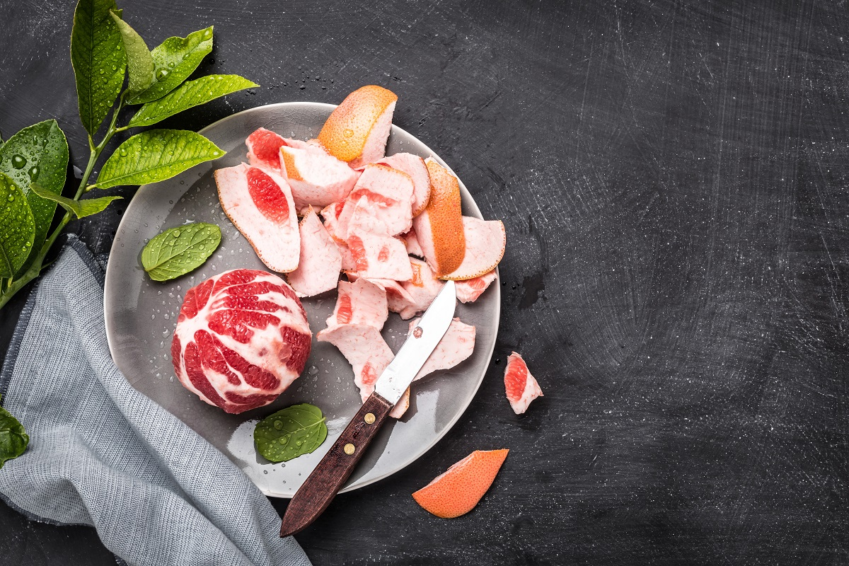 Don't Throw Away Those Grapefruit Peels! Use Them in These 7 Creative Ways Instead