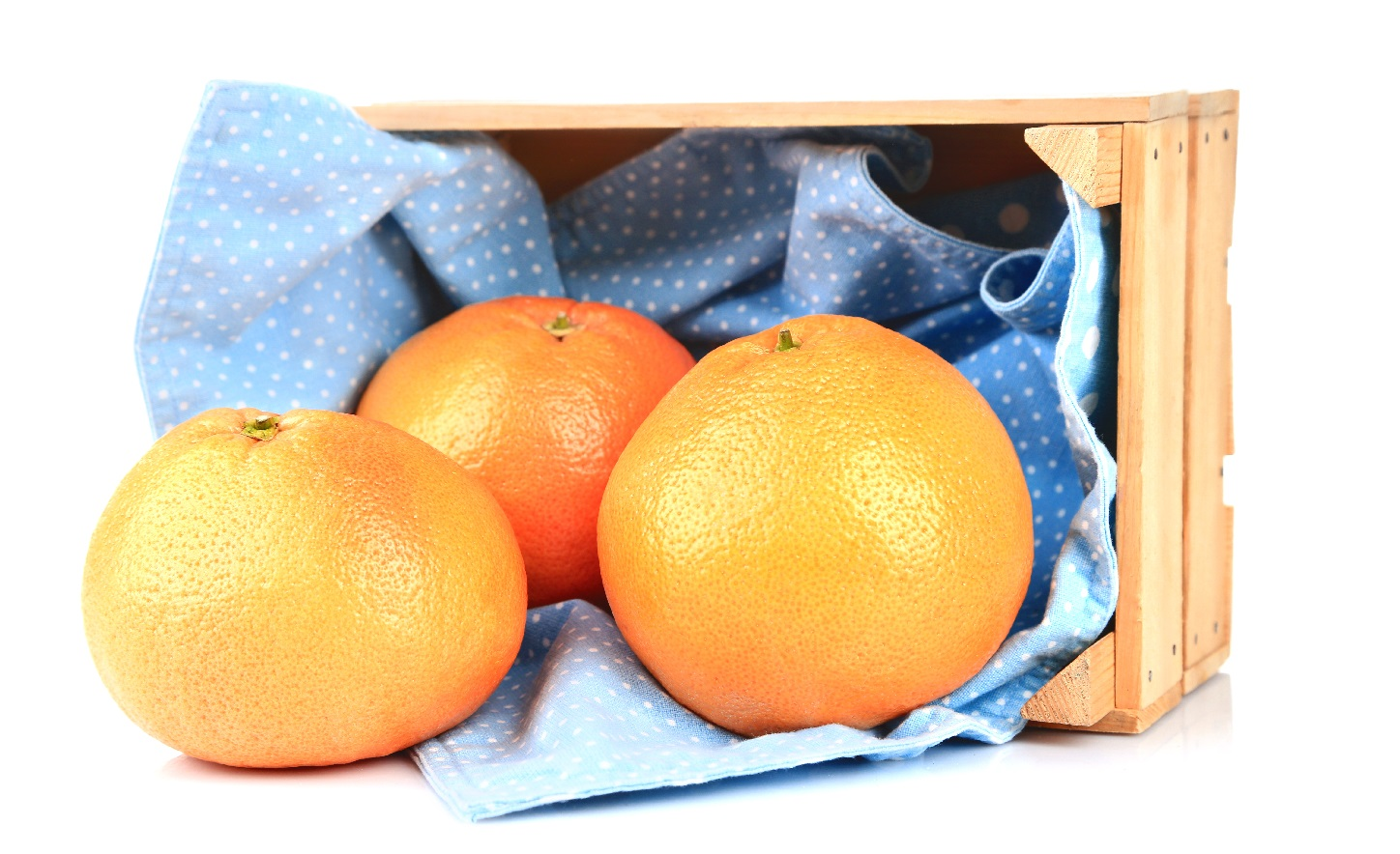 Looking for the Perfect Gift? How About Sending Texas Grapefruit by Mail!