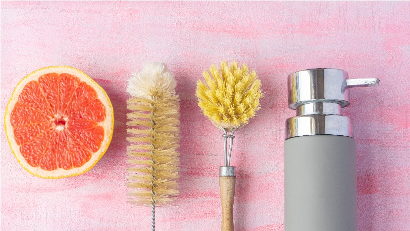 Running Low on Cleaning Products? Try These 4 Grapefruit DIYs!