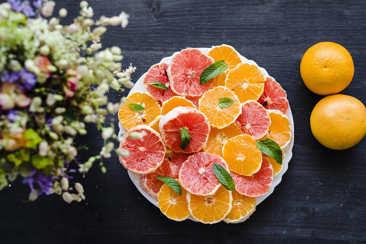 Celebrate Your Loved One's Next Birthday With This Delicious Grapefruit Cake Recipe